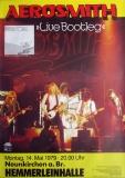 AEROSMITH - 1979 - Plakat - In Concert - Live Bootleg Tour - Poster - Nürnberg