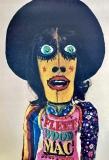 FLEETWOOD MAC - 1970 - Plakat - In Concert - Günther Kieser - Poster