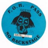 BARCLAY JAMES HARVEST - 1984 - Guest Pass - Victims of Circum - Hamburg - A