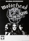 MOTÖRHEAD - MOTOERHEAD - 1981 - Plakat - No sleep till... Tour - Poster