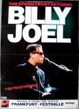 JOEL, BILLY - 1990 - Plakat - In Concert - Storm Front... Tour - Poster - Frankf
