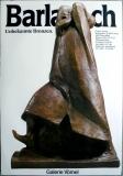 AUSSTELLUNG: BARLACH - 1984 - Plakat - Unbekannte Bronzen - Poster - Düsseldorf