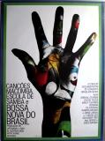 BOSSA NOVA DO BRASIL - 1966 - Plakat - Günther Kieser - Poster - + Autogramm