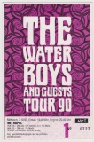 WATERBOYS - 1990 - Ticket - Einrtittskarte - ...and Guests Tour - Berlin