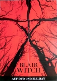 BLAIR WITCH - 1999 - Film - Plakat - Heather Donahue - Poster
