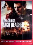 JACK REACHER - KEIN WEG ZURÜCK - 2016 - Film - Tom Cruise - Poster