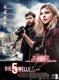 DIE 5 WELLE - 2016 - Film - Tobey Maguire - Nick Robinson - Poster