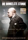 DIE DUNKELSTE STUNDE - 2018 - Film - Gary Oldman - Stephen Dillane - Poster