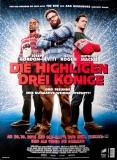 DIE HIGHLIGEN DREI KÖNIGE - 2015 - Film - Seth Rogen - Anthony Mackie - Poster