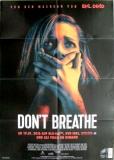 DONT BREATHE - 2016 - Film - Stephen Lang - Jane Levy - Poster