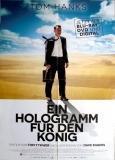 EIN HOLOGRAMM FÜR DEN KÖNIG - 2016 - Film - Tom Hanks - Tykwer - Poster