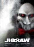 JIGSAW - 2016 - Film - Horror - Tobin Bell - Poster