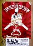 COMBICHRIST - 2007 - Plakat - What the Tour - Poster - + Autogramm - Stuttgart
