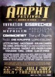 AMPHI FESTIVAL - 2017 - VNV Nation - Eisbrecher - Die Krupps - Poster - Köln