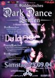 DARK DANCE TREFFEN 11. - 2004 - Plakat - ASP - Das Ich - Poster - Lahr