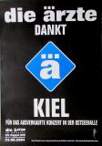 ÄRZTE - AERZTE - 2004 - Promoplakat - In Konzert - DVD - Poster - Kiel