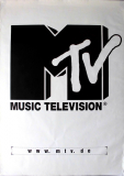 MTV - XXXX - Plakat - Music Telecision - Poster - Giant