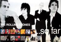 ROLLING STONES - 1997-00-00 - Promoplakat - ....so Far - Poster