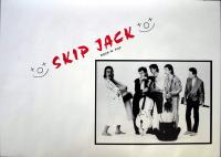 SKIP JACK - XXXX - Plakat - In Concert - 80er Jahre - Rock n Pop - Poster