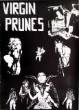 VIRGIN PRUNES - 1986 - Plakat - Collage - Poster