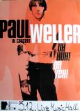 WELLER, PAUL - STYLE COUNCIL - 1993 - Concert - Wild Wood Tour - Poster - Köln
