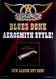 AEROSMITH - 2004 - Promolakat - Honkin on Bobo - Poster