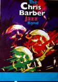 BARBER, CHRIS JAZZ BAND - Tourplakat - 1969 - Tourposter