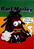 BART MARLEY - Poster - Smoke de Herb Man - Simpsons