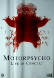 MOTORPSYCHO - 2002 - Tourplakat - Concert - Love Cult - Tourposter