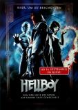 HELLBOY - 2004 - Filmplakat - Hier um zu beschützen - Poster