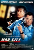 MAD CITY - 1997 - Filmplakat - John Travolta - Dustin Hoffman - Poster