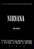 NIRVANA - 2002 - Promoplakat - 28/10/2002 - Poster