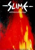 SLIME - 1994 - Promoplakat - Punk - Schweineherbst - Poster