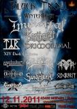 BLACK TROLL - 2011 - Immortal - Primordial - Black Metal - Poster - Mülheim