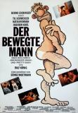 BEWEGTE MANN, DER - 1994 - Filmplakat - Eichinger - Schweiger - Poster