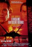 EINSAME ENTSCHEIDUNG  - 1996 - Pakat - Kurt Russels - Steven Segal - Poster