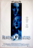 HEAVENLY CREATURES - 1994 - Filmplakat - Peter Jackson - Kate Winslet - Poster
