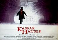 KASPAR HAUSER - 1993 - Filmplakat - Uwe Ochsenknecht - Thalbach - Poster