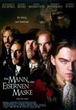 MANN IN DER EISERNEN MASKE, DER - 1998 - Filmplakat - Di Caprio - Poster