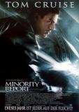 MINORITY REPORT - 2002 - Filmplakat - Steven Spielberg - Tom Cruise - Poster