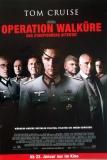 OPERATION WALKÜRE - 2008 - Plakat - Tom Cruise - Stauffenberg - Poster - A