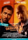 GRIDLOCKD - 1997 - Filmplakat - Tim Roth - Tupac Shakur - Poster