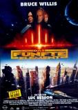 FÜNFTE ELEMENT, DAS - 1997 - Filmplakat - Luc Besson - Bruce Willis - Poster