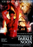 PASSION OF DARKLY NOON, THE - 1996 - Plakat - Brendan Fraser - Poster