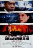 AUSNAHMEZUSTAND - 1998 - Filmplakat - Washington - Bening - Willis - Poster