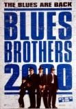 BLUES BROTHERS 2000 - 1998 - Filmplakat - Aykroyd - Goodman - Poster