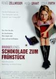 BRIDGET JONES - 2001 - SCHOKOLADE ZUM FRÜHSTÜCK - Filmplakat - Poster
