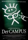 DER CAMPUS - 1998 - Filmplakat - Wortmann - Lauterbach - Speichert - Poster