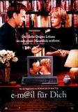 E-MAIL FÜR DICH - 1998 - Filmplakat - Meg Ryan - Tom Hanks - Poster