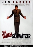 DUMMSCHWÄTZER, DER - 1997 - Filmplakat - Jim Carrey - Justin Cooper - Poster